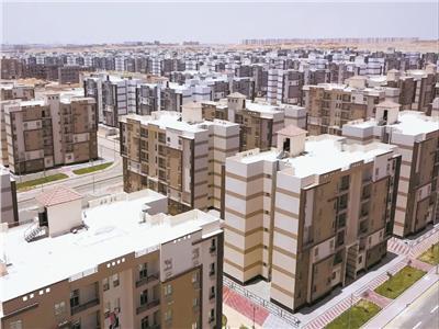 مشروع سكن العاملين بالعاصمة الإدارية فى مدينة بدر