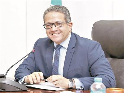 وزير السياحة والآثار: الدولة تولي اهتمامًا بتراثها الحضاري