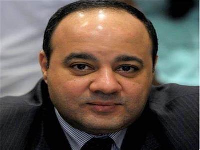 الكاتب الصحفي الكبير أحمد جلال