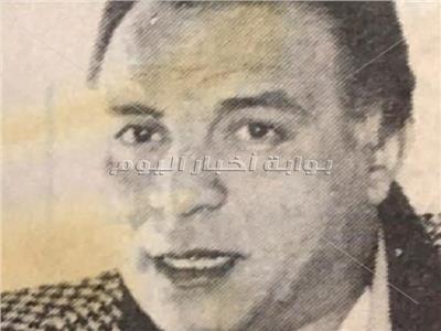 الفنان الراحل عادل هاشم - أرشيف أخبار اليوم