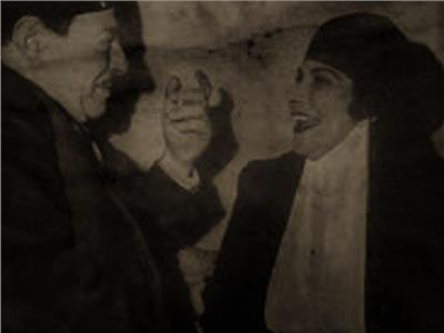 ماري منيب ونجيب الريحاني