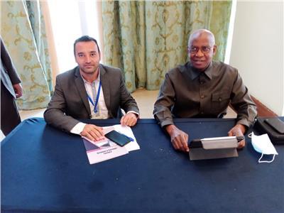 وزير المياه السنغالى: مؤتمر القاهرة للمياه تجربة رائدة سنأخذ بها ويستفيد منها العالم |خاص