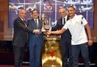 وزير البترول يشهد حفل تسليم جوائز دوري الشركات بالقطاع