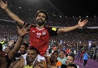 """""""فرانس فوتبول"""" تختار صلاح ضمن أفضل تشكيل لتصفيات كأس العالم"""