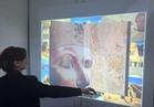 """شاشات لعرض مقاصد السياحية المصرية في  معرض """" TTG Incontri """""""