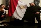 صور.. تامر عاشور وزوجته في ضيافة السفير المصري بفيينا