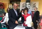 """والي والسعيد تشاركان في معرض مقنيات سميرة سعيد لصالح """"تحيا مصر"""""""