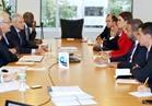 سحر نصر تبحث مع رئيس مؤسسة التمويل الدولية زيادة دعم القطاع الخاص و ريادة الأعمال