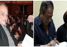 غطاس وفايق يوقعان استمارة «علشان تبنيها» لدعم ترشح السيسي لفترة ثانية