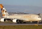 هبوط اضطراري لطائرة تابعة لشركة الاتحاد الإماراتية في استراليا