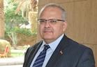 رئيس جامعة القاهرة: 2085 طالبا يستحقون الدعم بالمدن الجامعية