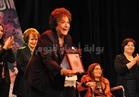 صور | تكريم نجمات الفن بافتتاح مهرجان المسرح النسوي