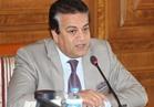 عبدالغفار: إعلان حالة الاستعداد القصوى بالمستشفيات الجامعية لاستقبال مصابي الحادث الإرهابي