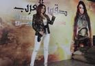 """بالفيديو   هيفاء وهبي محاربة افتراضية في """"صقور العرب"""""""