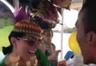 """حورية فرغلي تحتفل بعيد ميلادها في أسوان وتنتظر عرض """"طلق صناعي"""""""