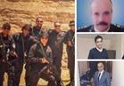 عاجل| ننشر أسماء شهداء العمليات الخاصة والأمن الوطني في حادث الواحات