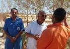 رئيس «مياه البحر الأحمر» يتابع استعدادات المحطات للسيول
