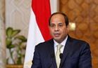 السيسي: لدينا 500 ألف لاجئ سوري يتمتعون بنفس حقوق المصريين