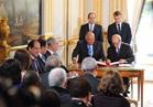 السيسي : الحكومة المصرية مستمرة فى تحسين بيئة الاستثمار