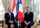 """""""مكافحة الإرهاب"""" و""""حقوق الإنسان"""".. أبرز ما تناولته زيارة الرئيس لفرنسا"""