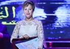 منة شلبي تحصل علي جائزة أفضل ممثلة في المهرجان القومي للسينما المصرية