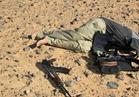 عاجل| ننشر صور جثث الإرهابيين ومكان اختبائهم بطريق الواحات بعد اقتحام الأمن