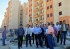 """وزير الإسكان يتفقد المرحلة الثالثة من مشروع """"دار مصر"""" بـ 6 أكتوبر"""