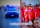 عاجل | الأهلي يصل برج العرب