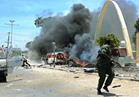 إصابة مدنيين صوماليين جراء انفجار عبوة ناسفة بمقديشيو