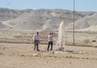 الانتهاء من توصيل خط المياه لجامعة سوهاج بمدينة الكوامل