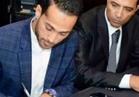 صور.. وليد سليمان يوقع على استمارة «علشان تبنيها» بالمنيا