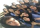 «طلاب إيرانيون» يرتدون الحجاب.. وهذا هو السبب!