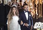 الصورة الأولى من حفل زفاف تامر عاشور