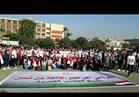 قيادات جامعة عين شمس يتابعون اللحظات الأخيرة