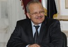 """رئيس جامعة القاهرة يدعو رجال الأعمال للتبرع لمستشفى """"500 500"""""""