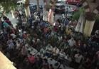 بالصور  هكذا استقبل المصريون تقدم المنتخب في شرم الشيخ