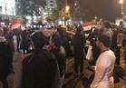 صور  الجالية المصرية بباريس تحتفل في الشانزليزيه بهتافات «تحيا مصر»
