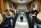 وزير الاتصالات يبحث مع مسؤولي شركات عالمية ضخ استثمارات في مصر