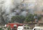 السيطرة على حريق بمنزل في منشية ناصر