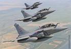 القوات الجوية تدمر 10سيارات دفع رباعي محملة بالأسلحة عبر الحدود