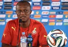 23 لاعبا في قوة غانا الضاربة أمام الفراعنة