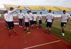 """المنتخب يلعب بـ""""الأبيض والأسود"""" أمام غانا"""