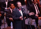 صور| علي الحجار يطرب جمهور الأوبرا بأجمل أغانيه