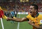 تيم كاهيل يقود هجوم أستراليا أمام هندوراس في إياب ملحق التأهل للمونديال