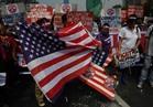 مظاهرات لليوم الثاني على التوالي في مانيلا احتجاجا على زيارة ترامب