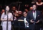 صور|نزهة في بستان الطرب بمهرجان الموسيقى العربية الـ 26