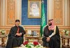 ولي العهد السعودي يبحث مع البطريرك اللبناني سبل تعزيز التسامح الديني