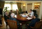 وزير التعليم العالي يستقبل رئيس الجامعة الليبية الدولية