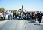 انطلاق الفوج الثامن من شباب الجامعات المصرية لزيارة مصانع الإنتاج الحربي
