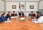 الرئيس السيسي يناقش خطط تشغيل الشباب ودعم المشروعات الصغيرة